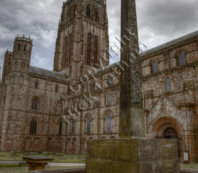 Durham Cathedral and Memorial