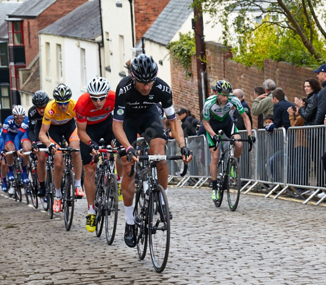 Cycle Race – Tour Series Durham Stage