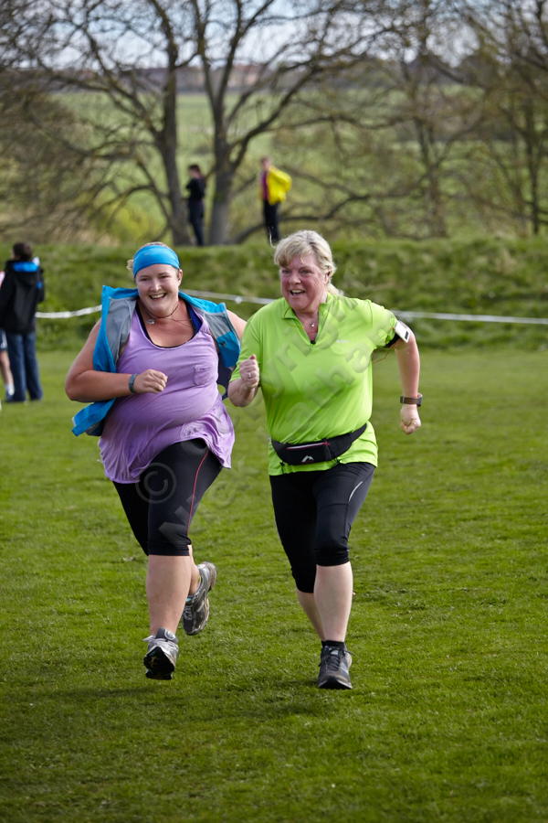 Durham parkrun: you don't have to be first to have fun!