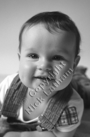 smile baby child portrait boy catchlight