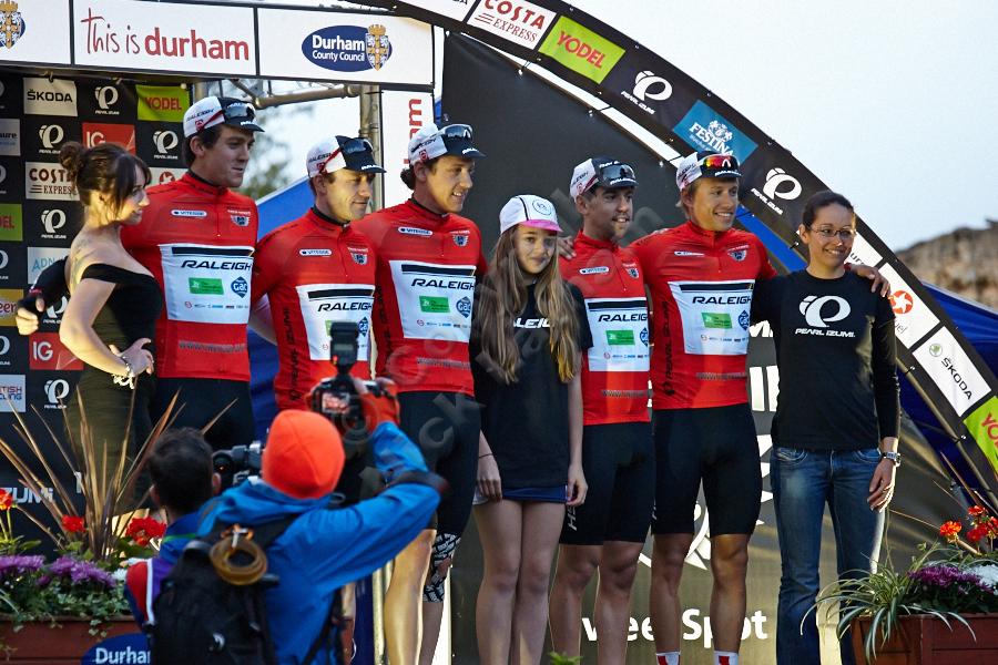 Durham stage winners, Team Raleigh